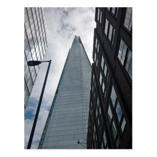 Cartão Postal Olhando acima na rua de Tooley, Londres