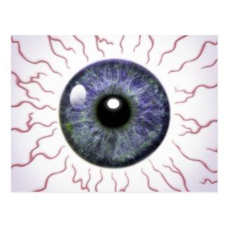 Cartão Postal Olho grande