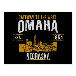 Cartão Postal Omaha