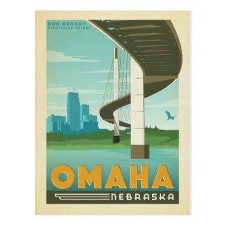 Cartão Postal Omaha, N.B.