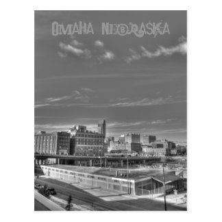 Cartão Postal Omaha, Nebraska