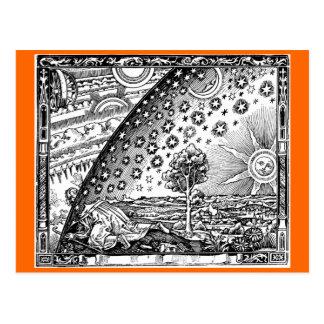 Cartão Postal Onde o céu e a terra se encontram