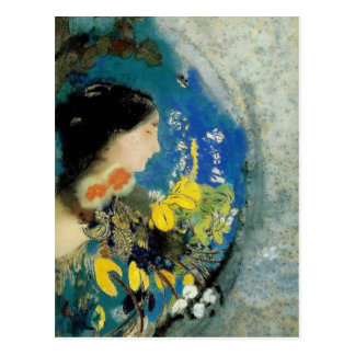 Cartão Postal Ophelia