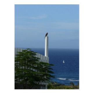 Cartão Postal Opinião da ilha