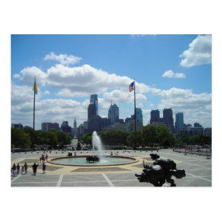 Cartão Postal Opinião de Philadelphfia