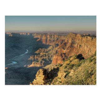 Cartão Postal Opinião do deserto do Grand Canyon