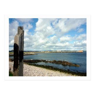 Cartão Postal Opinião do litoral