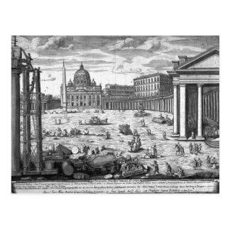 Cartão Postal Opinião St Peter, Roma