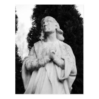 Cartão Postal Oração ao céu