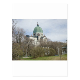 Cartão Postal Oratória de St Joseph, Montreal