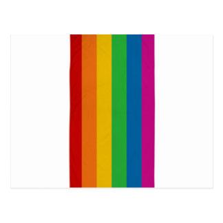 Cartão Postal Orgulho de LGBT