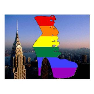 Cartão Postal Orgulho de New York