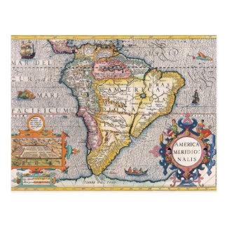 Cartão Postal Os Americas 5