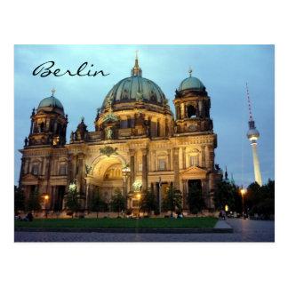 Cartão Postal os DOM do berlinês