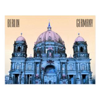 Cartão Postal Os DOM do berlinês (Berlim, Alemanha)