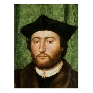 Cartão Postal Os embaixadores, 1533