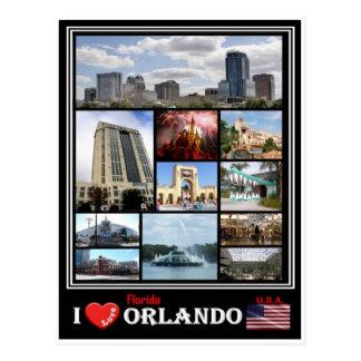 Cartão Postal Os Estados Unidos da América dos E.U. - Orlando