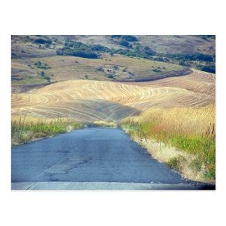 Cartão Postal Os montes do montículo de Steptoe