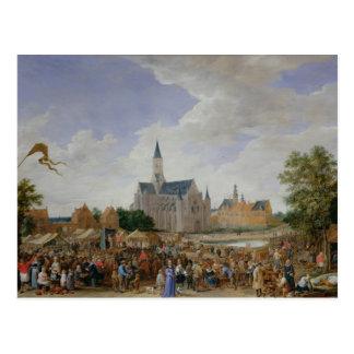 Cartão Postal Os oleiro justos em Ghent