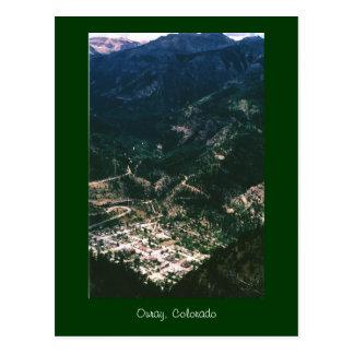 Cartão Postal Ouray, Colorado