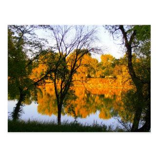 Cartão Postal Outono de Winnipeg