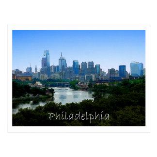 Cartão Postal PA de Philadelphfia