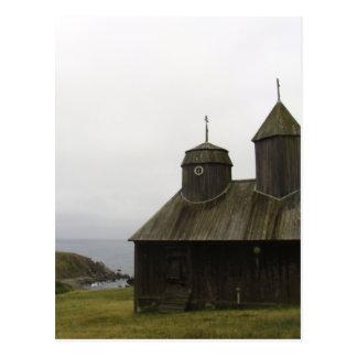 Cartão Postal Pagamento do russo de Ross do forte