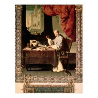 Cartão Postal Pai Gonzalo de Illescos