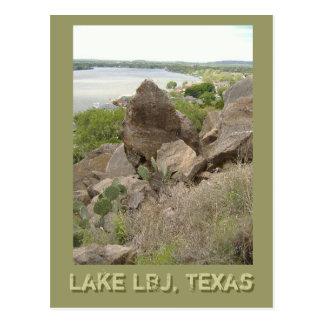 Cartão Postal País do monte de Texas