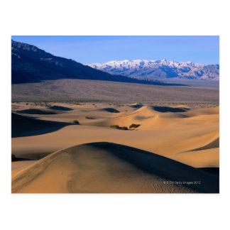 Cartão Postal Paisagem 2 do Vale da Morte