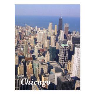 Cartão Postal Paisagem de Chicago