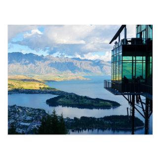 Cartão Postal Paisagem de Nova Zelândia