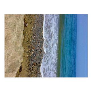 Cartão Postal Paisagem do mar
