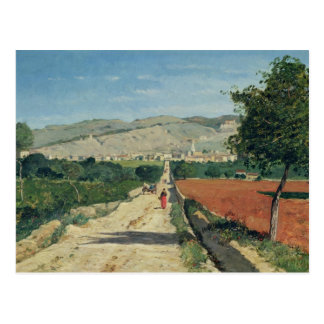 Cartão Postal Paisagem em Provence