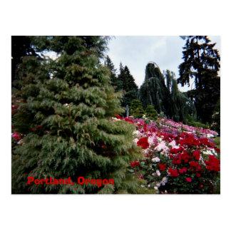 Cartão Postal Paisagem Portland de Rosey, Oregon