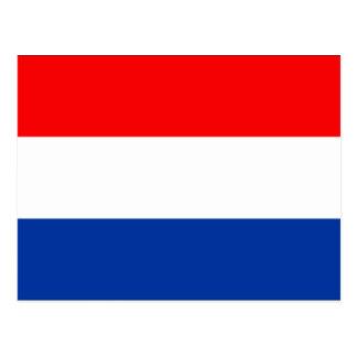 Cartão Postal Países Baixos