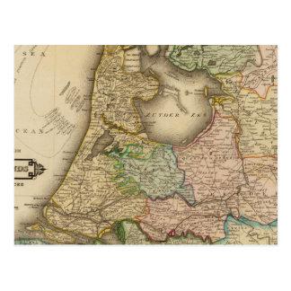 Cartão Postal Países Baixos 5