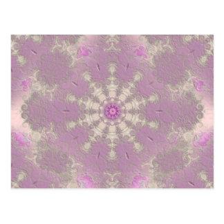 Cartão Postal Paixão violeta