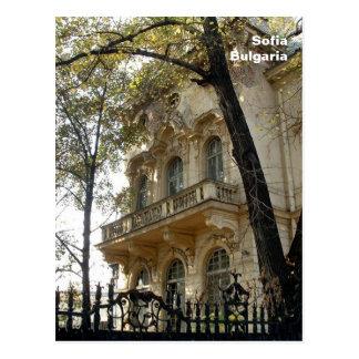 Cartão Postal Palácio