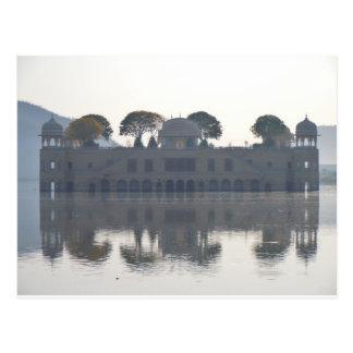 Cartão Postal Palácio da água