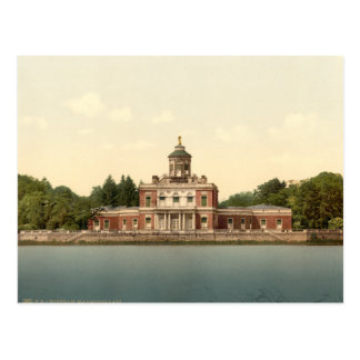 Cartão Postal Palácio de mármore, Potsdam, Berlim, Alemanha