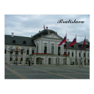 Cartão Postal Palácio presidencial