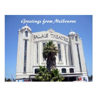 Cartão Postal palais