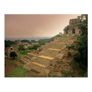 Cartão Postal Palenque, Chiapas, México, Maya