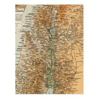 Cartão Postal Palestina 3