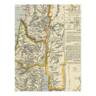 Cartão Postal Palestina antiga 2