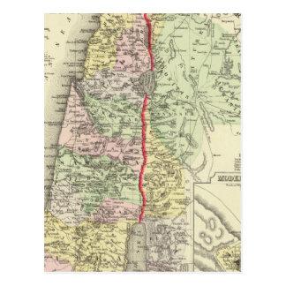 Cartão Postal Palestina, Jerusalem 2