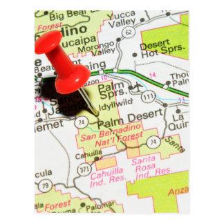 Cartão Postal Palm Desert, Califórnia