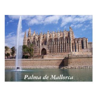 Cartão Postal Palma de Maiorca