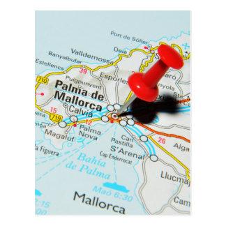 Cartão Postal Palma de Maiorca, espanha